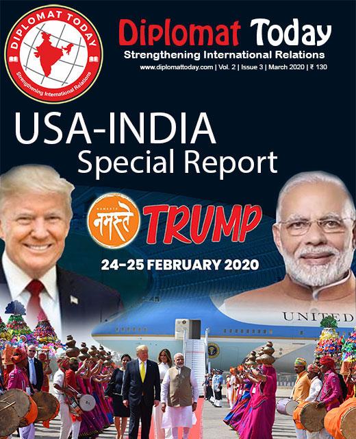 USA India 2020