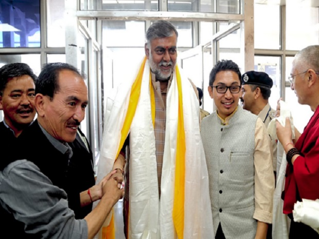 Govt will give full support to Ladakh for promoting quality tourism: Tourism Minister