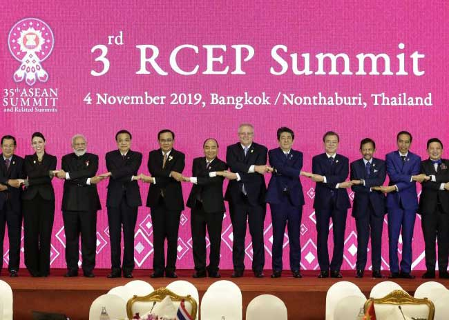 3rd Regional Comprehensive Economic Partnership (RCEP) Summit