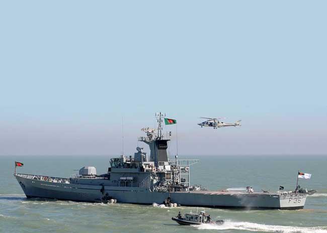 US Bangladesh navy