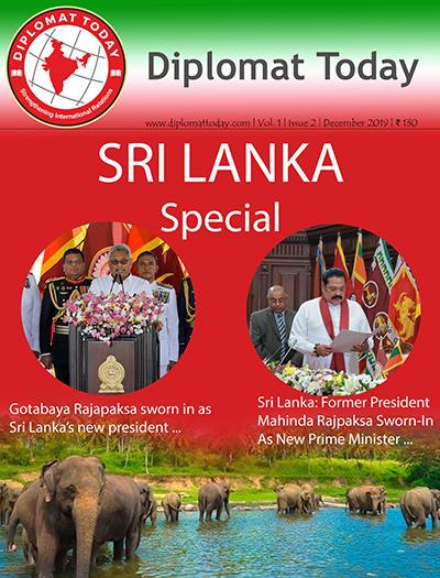Diplomat Today December 2019