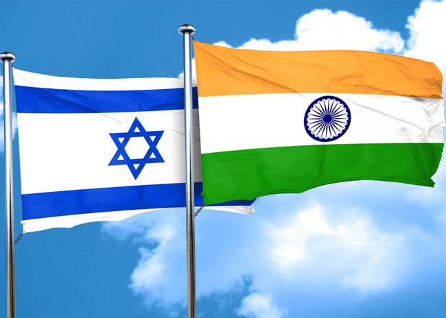 INDIA-ISRAEL: A New Times Friendship
