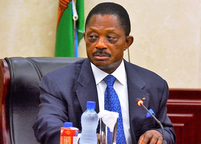 Equatorial Guinea PM Francisco Asue, reappointed