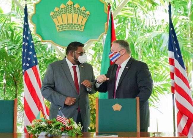 Welcome investors – President Ali