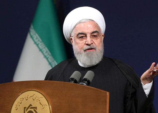 A message of resistance to US at UNGA by President Hassan Rouhani
