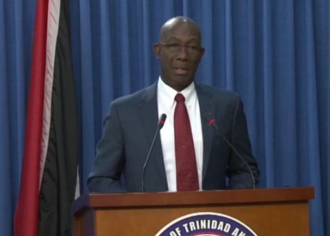 Trinidad and Tobago: Keith Rowley becomes PM for 2nd consecutive term